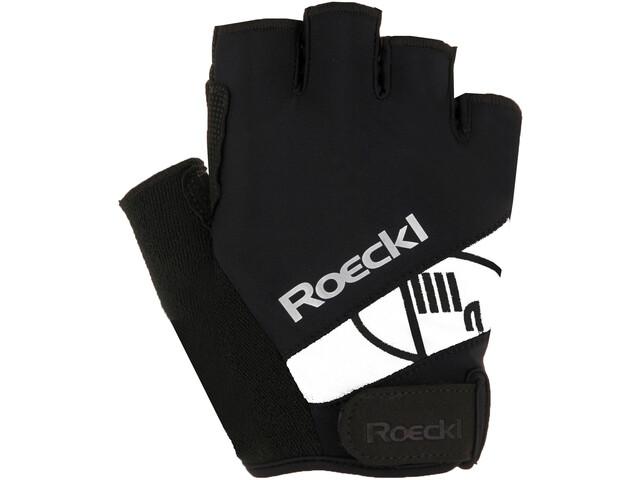 Roeckl Nizza Gloves black/white